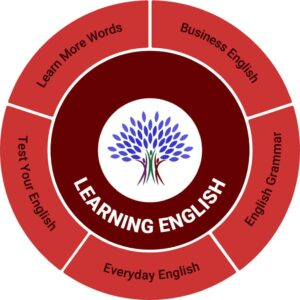 THE BLUE TREE - Learning English